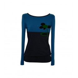 Longsleeve COLOR4- blume...
