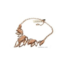 Damen Kette, COLLIER , GOLD ,
