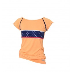 Shirt AYX 2 punkte orange...
