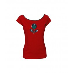 Iza Fabian , Damen T-Shirt...