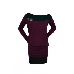 Iza Fabian, SWEAT KLEID,...