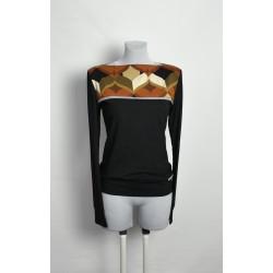 Iza Fabian Shirt - BLACK 05...