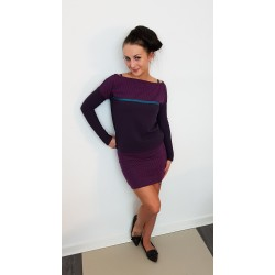 Iza Fabian - SWEAT KLEID...