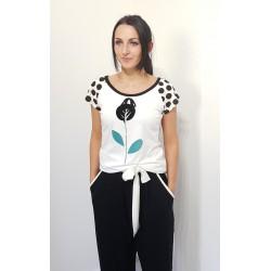 Iza Fabian - Damen Shirt in...