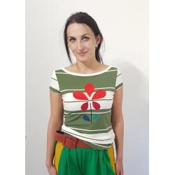 Iza Fabian, Damen T-Shirt...