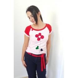 Iza Fabian - T-Shirt in...