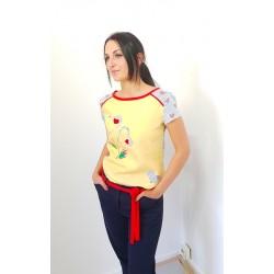 Iza Fabian, Damen Shirt,...