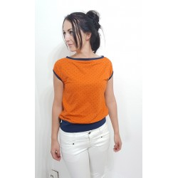 Designer Shirt in Orange,...