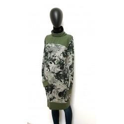 Iza Fabian, Pullover Kleid...