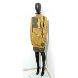Iza Fabian, Designer Kleid...