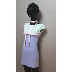 Kleid in hell Pistazie und...