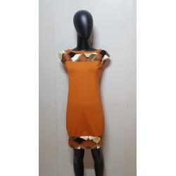 Kleid in Reztro Look,...