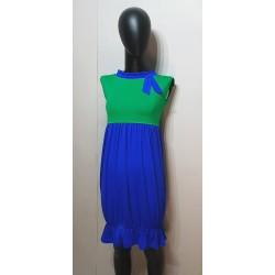 Jersey  Bonbon - Kleid in...
