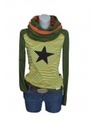 Designer Hoodies , Set  mit Loop, Sweater, Pullover -Damen Mode.Shop.