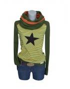 Designer Hoodies , Sets und Rollkragen Pullover - Retro Style.