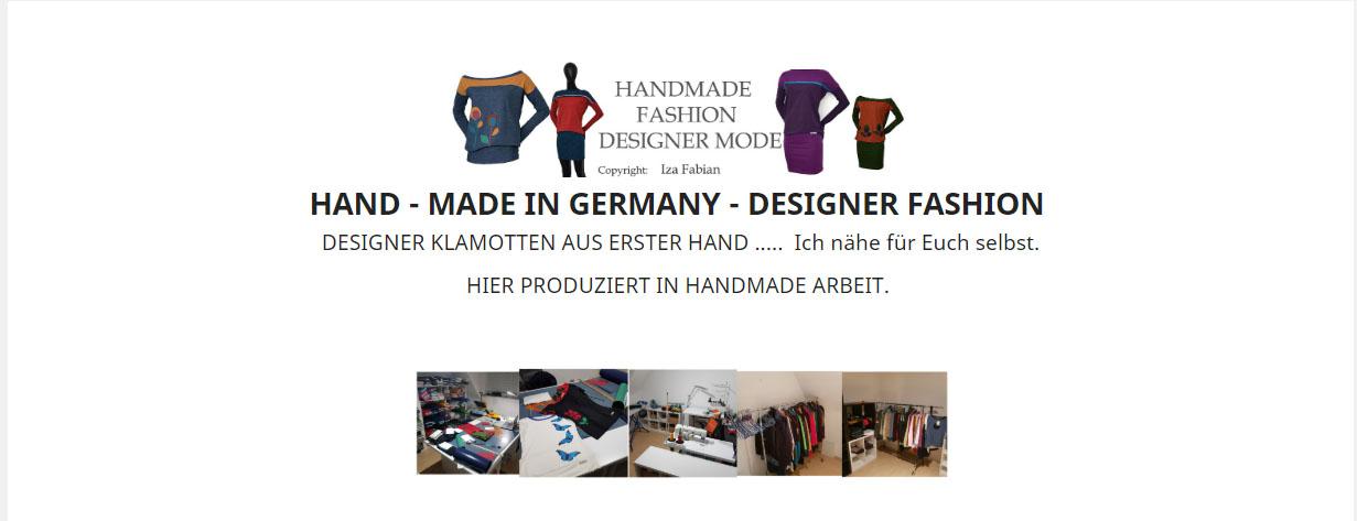 Designer Online Shop, Handmade in Germany. Direkt von Designer. Street Fashion by Iza Fabian.